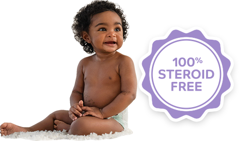 EUCRISA® (crisaborole) is approved to treat mild-to-moderate eczema in babies 3 months and up